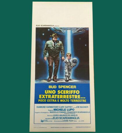 Uno sceriffo extraterrestre... poco extra e molto terrestre (1979)