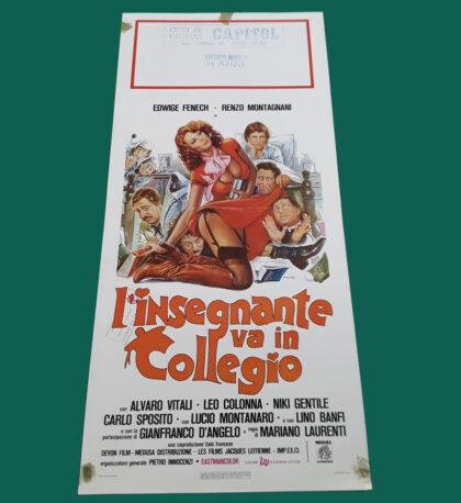 L'insegnante va in collegio (1978)