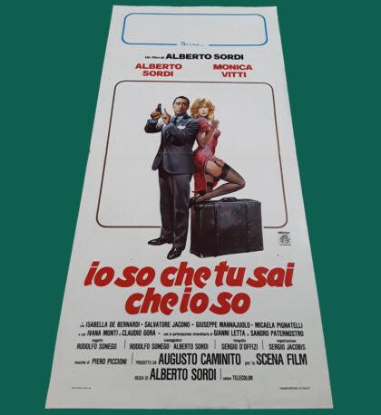 Io so che tu sai che io so (1982)