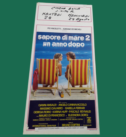 Sapore di mare - Un anno dopo (1983)