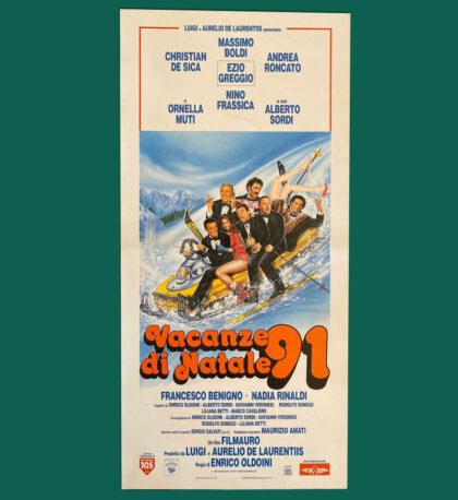 Vacanze di Natale 91 (1991)