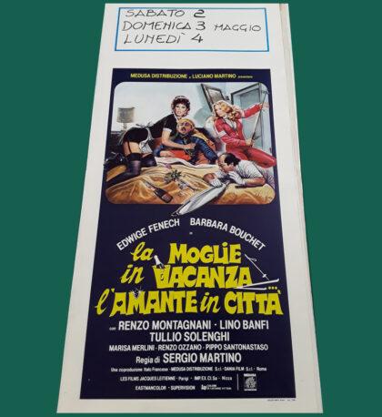 LA MOGLIE IN VACANZA...L'AMANTE IN CITTA' (1980)