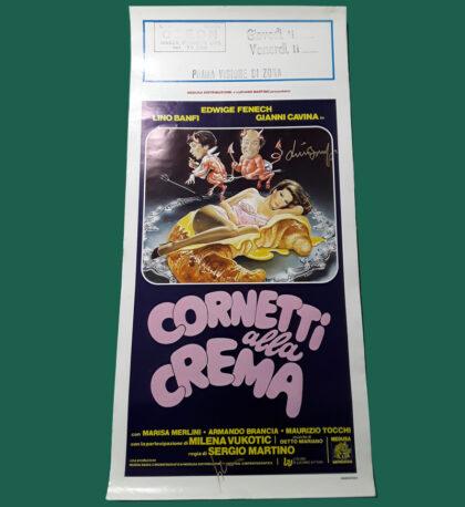 Cornetti alla crema (1981)