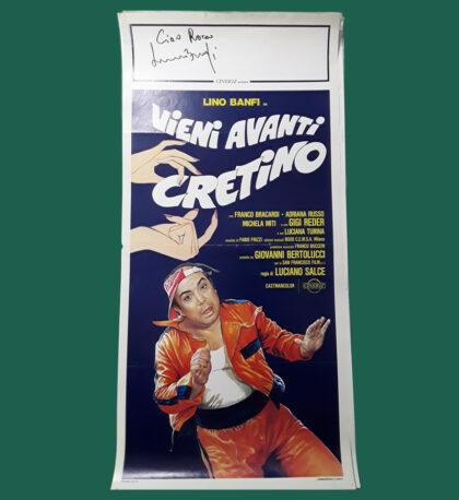 Vieni avanti cretino (1982)